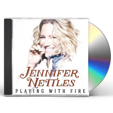 Jennifer Nettles PLAYING WITH FIRE CD