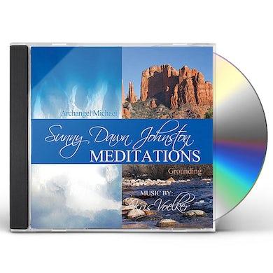 Sunny Dawn Johnston GROUNDING MEDITATIONS CD