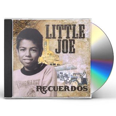 little joe RECUERDOS CD