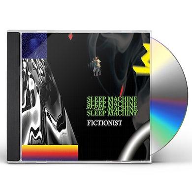 Fictionist SLEEP MACHINE CD