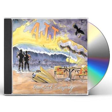 AJJ Good Luck Everybody CD