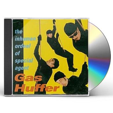 Gas Huffer INHUMAN ORDEAL OF SPECIAL CD