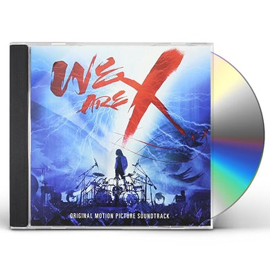 X Japan WE ARE X (SOUNDTRACK) CD