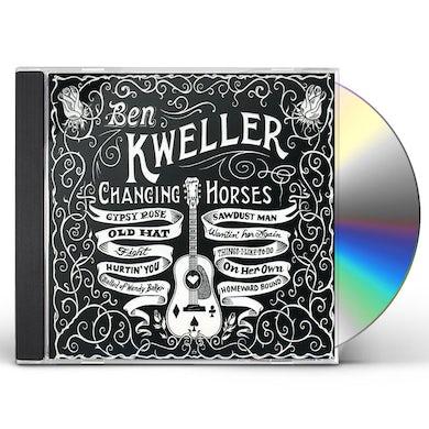 Ben Kweller CHANGING HORSES CD