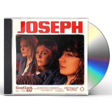 Joseph Good Luck, Kid CD