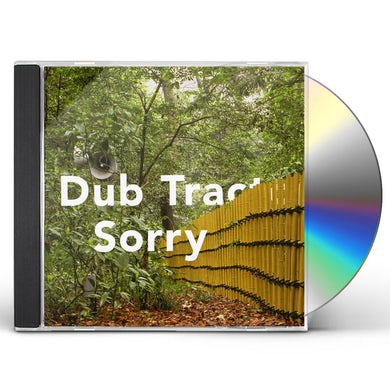 Dub Tractor SORRY CD