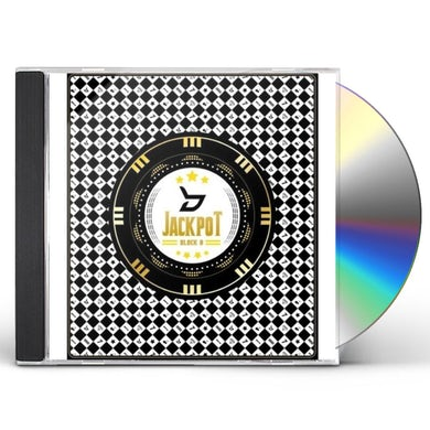Block B JACKPOT (SPECIAL EDITION) CD