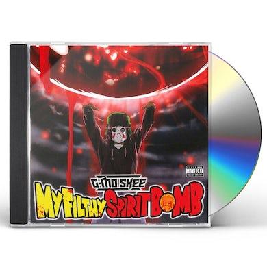 G-Mo Skee MY FILTHY SPIRIT BOMB CD