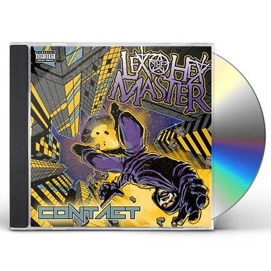 Lex the Hex Master CONTACT CD
