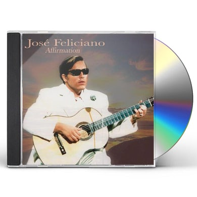 Jose Feliciano AFIRMATION CD