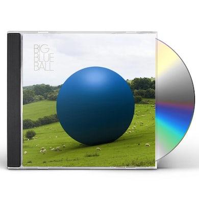 Big Blue Ball COVER OPTION 1) CD