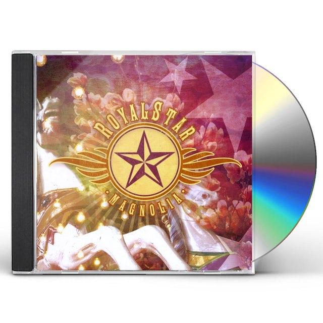 Magnolia ROYAL STAR CD