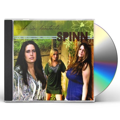 Spinn SHE WAS HEARTACHE CD