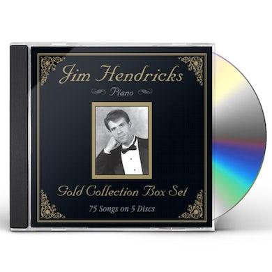 Jim Hendricks GOLD COLLECTION BOX SET CD