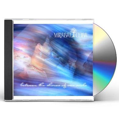 Mirabai Ceiba BETWEEN THE SHORES OF OUR SOULS CD