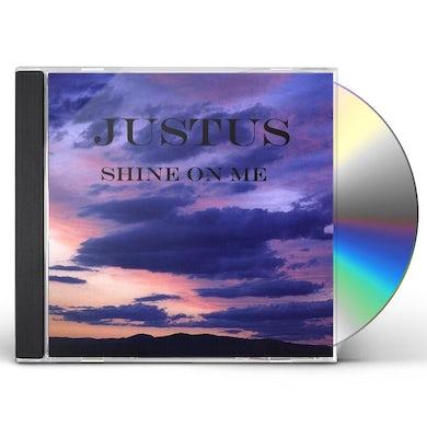 Justus SHINE ON ME CD