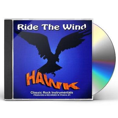 Hawk RIDE THE WIND CD