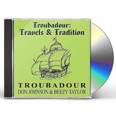 TROUBADOUR: TRAVELS & TRADITION CD