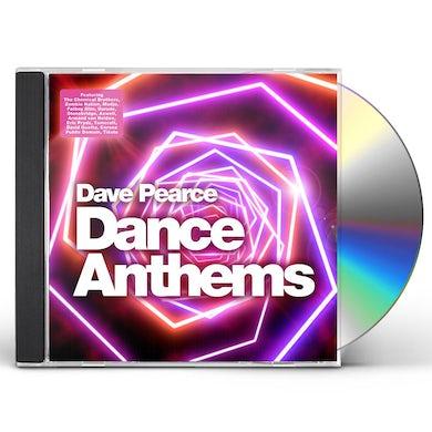 Dave Pearce DANCE ANTHEMS CD