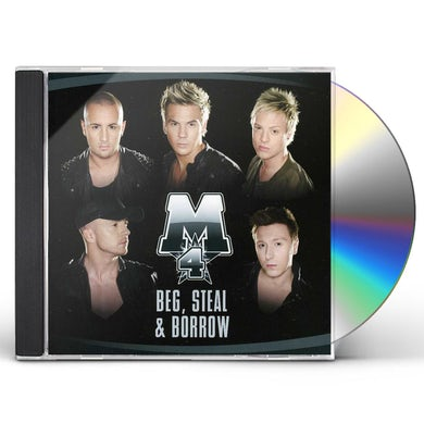 M4 BEG STEAL & BORROW CD