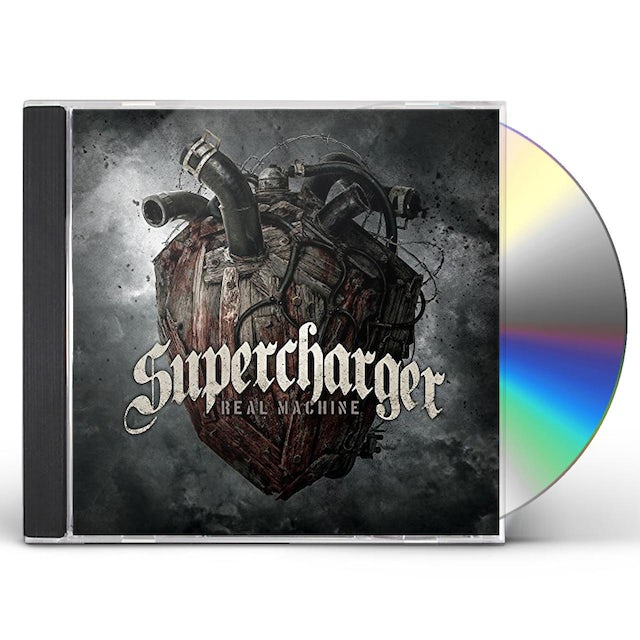 Supercharger REAL MACHINE CD