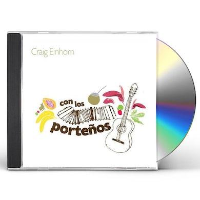 Craig Einhorn CON LOS PORTENOS CD