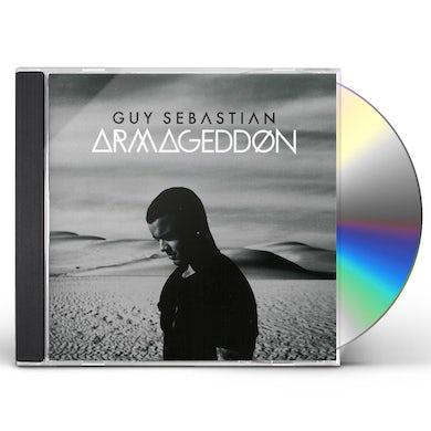 Guy Sebastian ARMAGEDDON CD