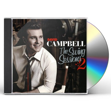 David Campbell SWING SESSIONS 2 CD