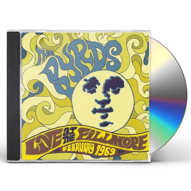 The Byrds LIVE AT FILLMORE: FEBRUARY 1969 CD