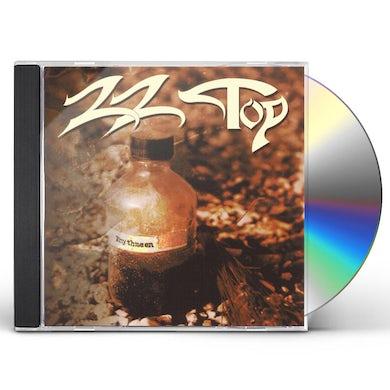 ZZ Top RHYTHMEEN CD