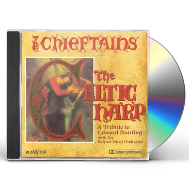 Chieftains CELTIC HARP CD