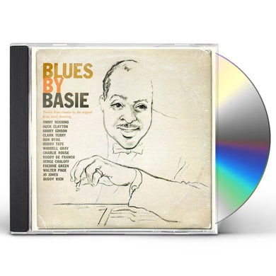 Count Basie & His Orchestra BLUES BY BASIE CD