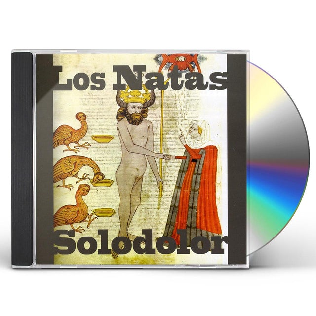 Natas SOLODOLOR CD