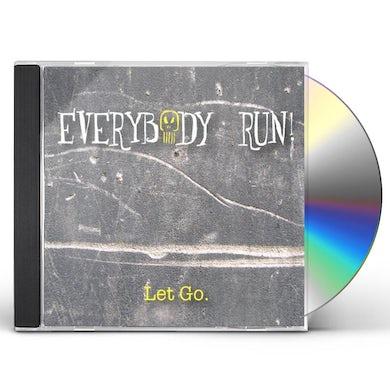 Everybody Run LET GO CD