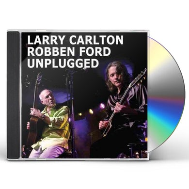 Larry Carlton Unplugged CD