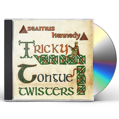 Seamus Kennedy TRICKY TONGUE TWISTERS CD
