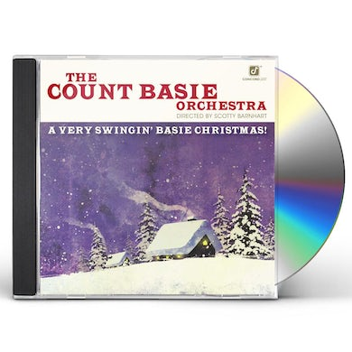A Very Swinging Basie Christmas.Count Basie Store Official Merch Vinyl