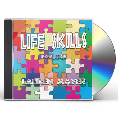 Lauren Mayer LIFE SKILLS CD