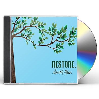 Sarah Main RESTORE CD