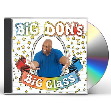 BIG DON'S BIG CLASS CD