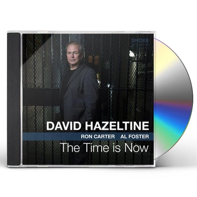TIME IS NOW CD