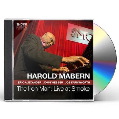 Harold Mabern Iron Man: Live At Smoke CD