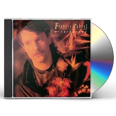 Francis Cabrel SARBACANE CD