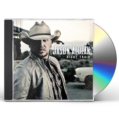 Jason Aldean NIGHT TRAIN CD