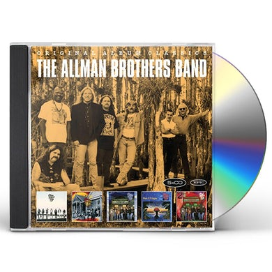The Allman Brothers Band  ORIGINAL ALBUM CLASSICS CD