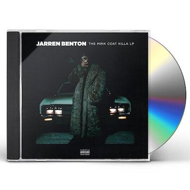 Jarren Benton THE MINK COAT KILLA LP CD