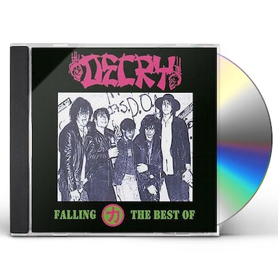 FALLING - THE BEST OF DECRY CD