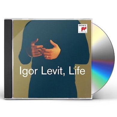 Igor Levit LIFE CD