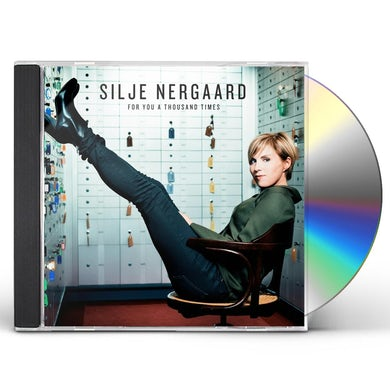 Silje Nergaard FOR YOU A THOUSAND TIMES CD