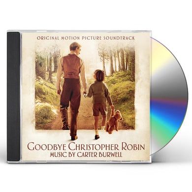 Carter Burwell GOODBYE CHRISTOPHER ROBIN / Original Soundtrack CD